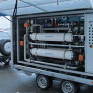 دستگاه تولید آب شیرین