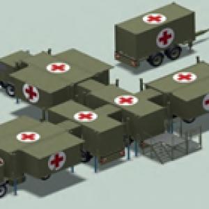 بیمارستان یا اورژانس سیار