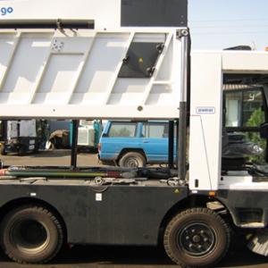 جاروب ۴ متر مکعبی مدل Cleango 400